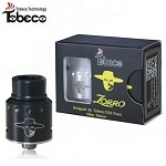 Zorro By Tobeco Authentic Rebuildable Dripping Atomizer